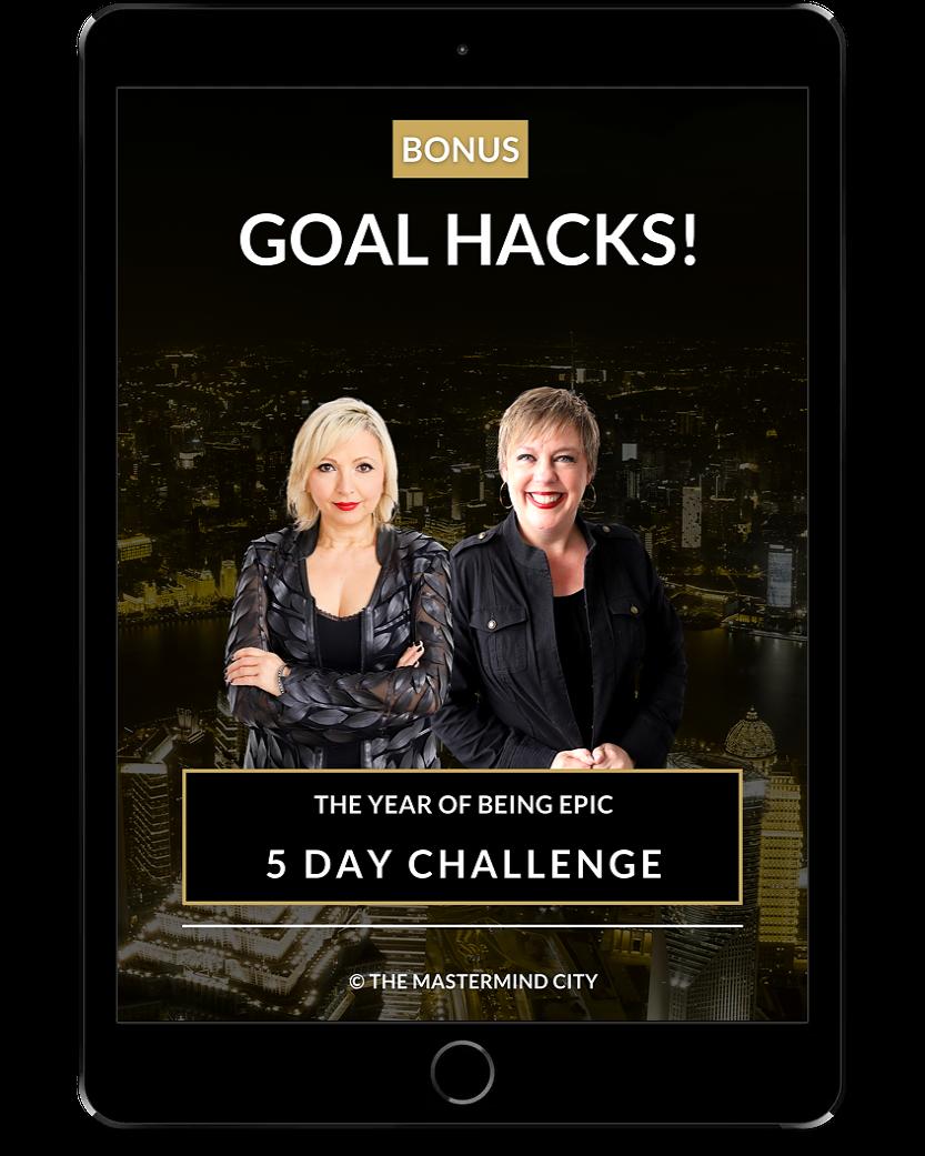 Bonus 1 Goal Hacks