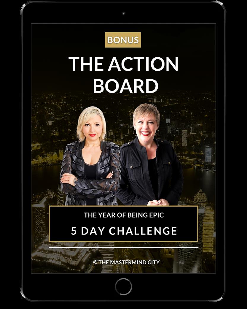 Bonus 2 The Action Board