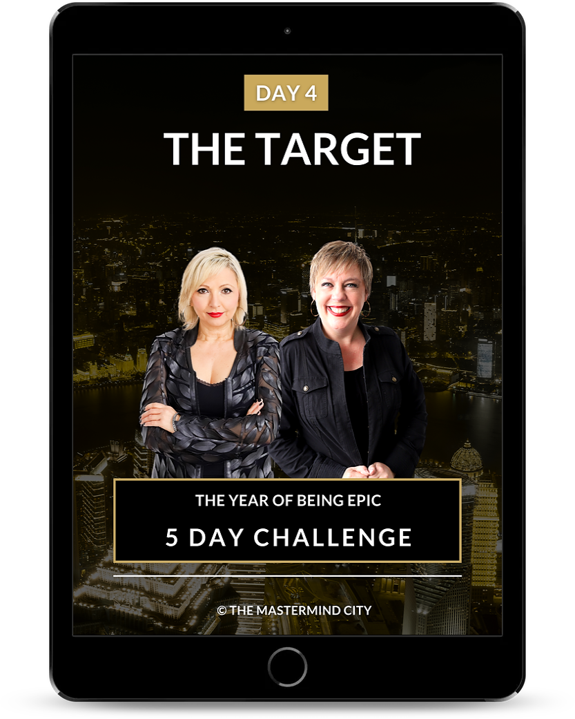 Day 4 The Target