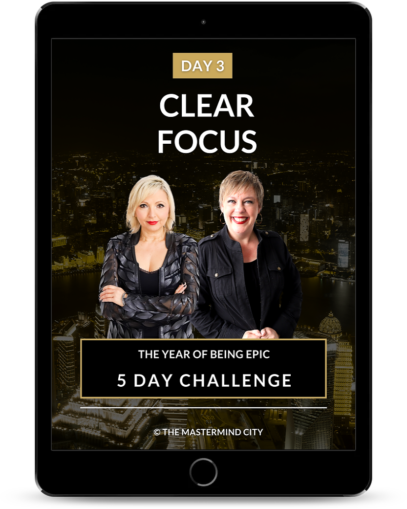 Day 3 Clear Focus