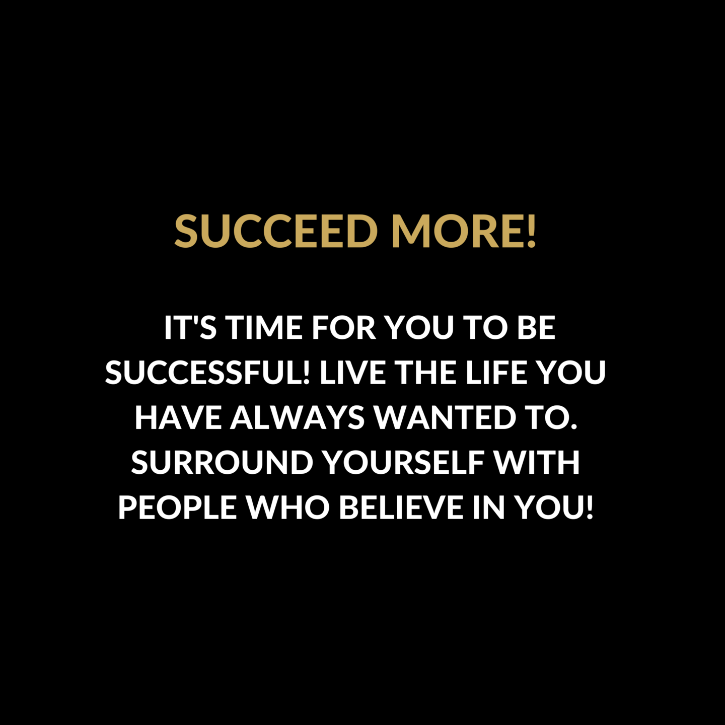 Succeed More