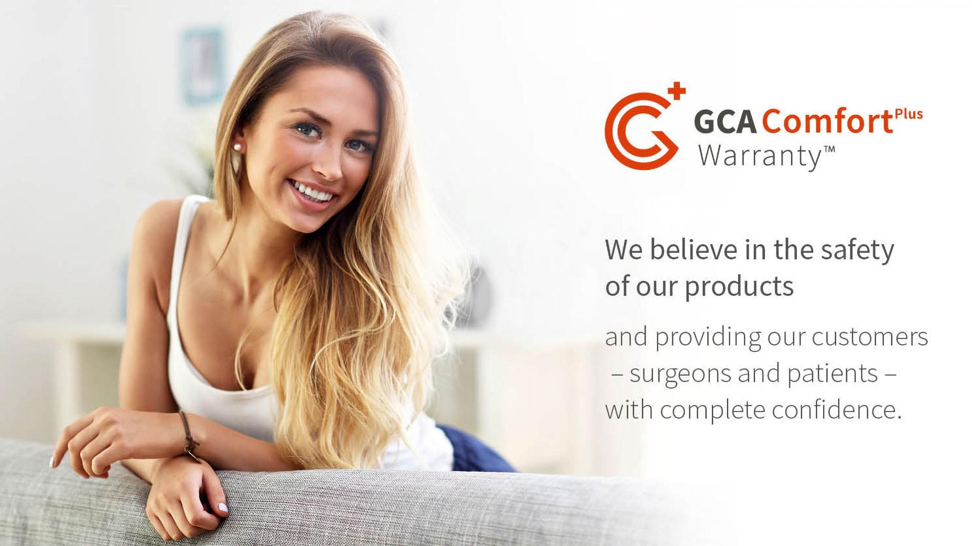 GC Aesthetics Comfort.
