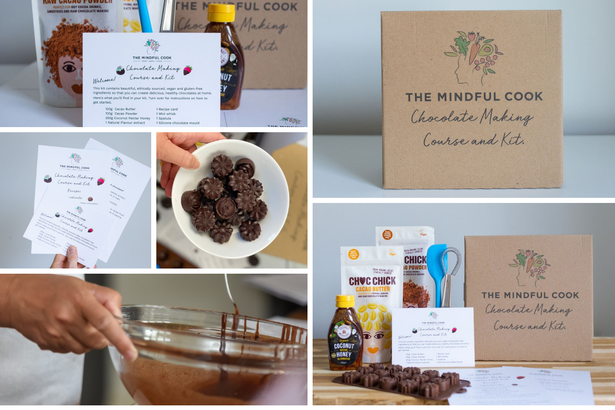 Chocolate Making Course and Kit