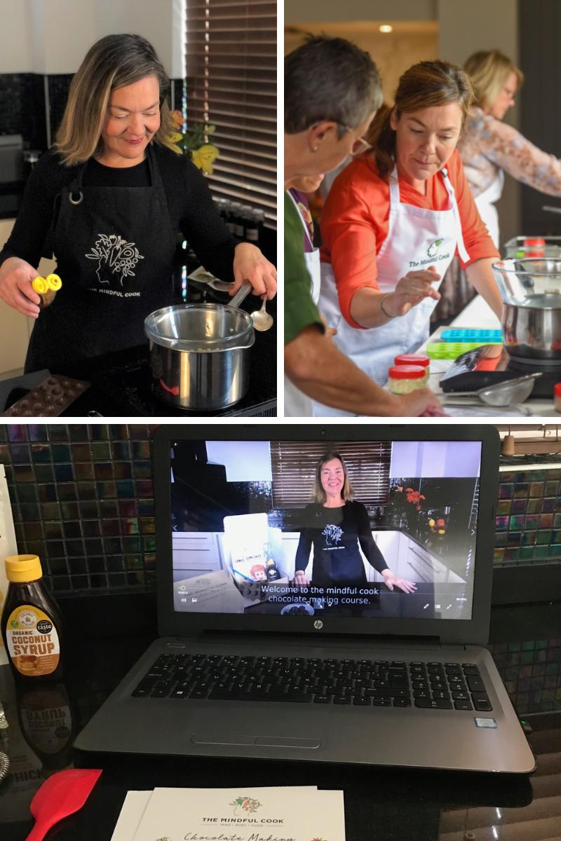 Online Chocolate Making Class