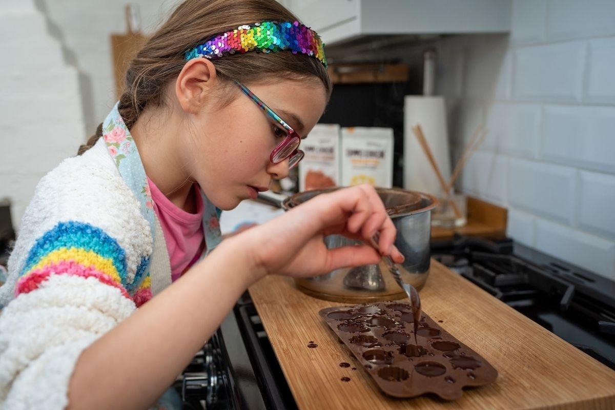 Vegan Chocolate Making Kit