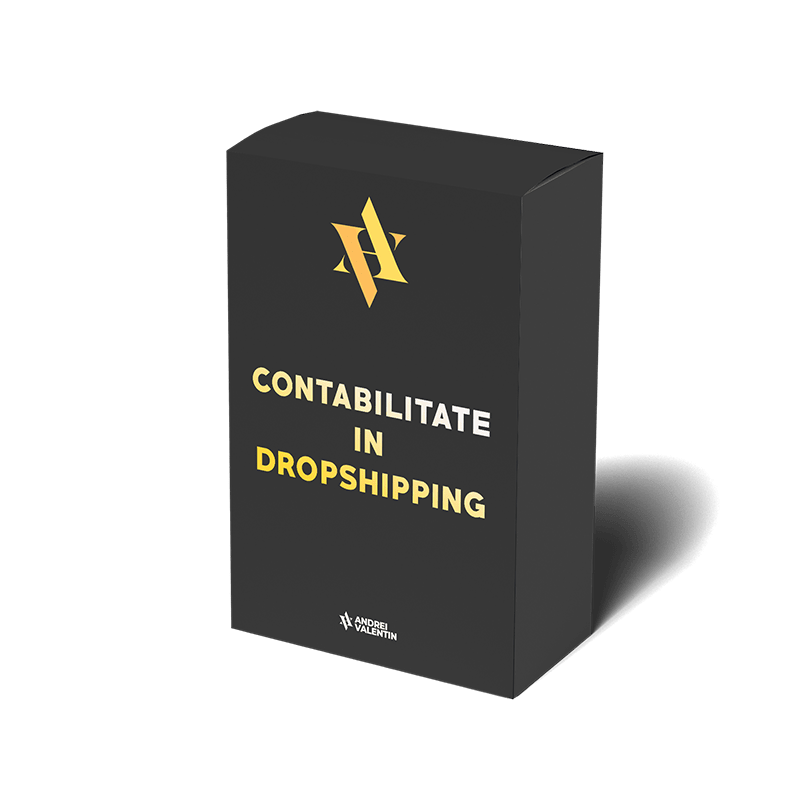 Contabilitate in Dropshipping Andrei Valentin Training