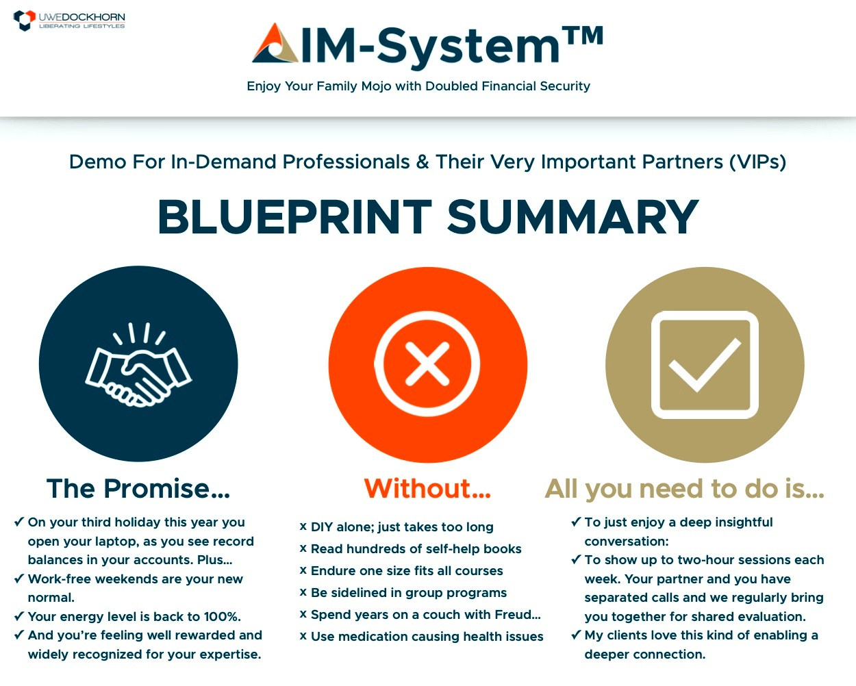 AIM-System™-BLUEPRINT