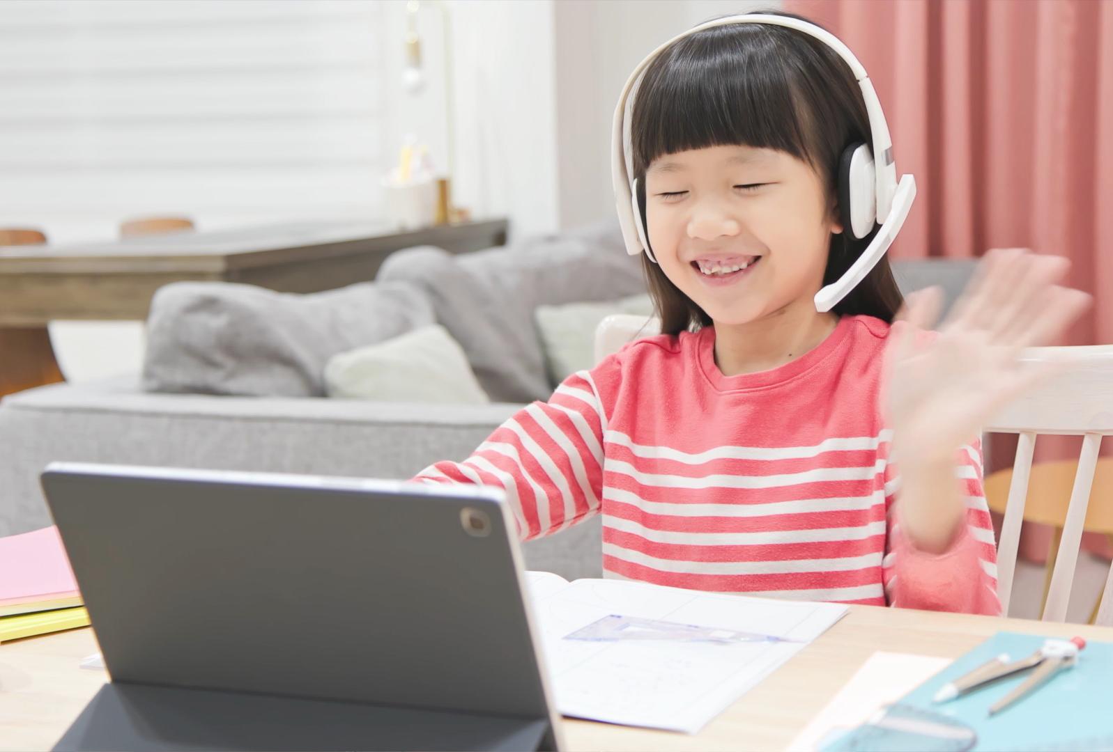 Virtual Kindergarten Classes