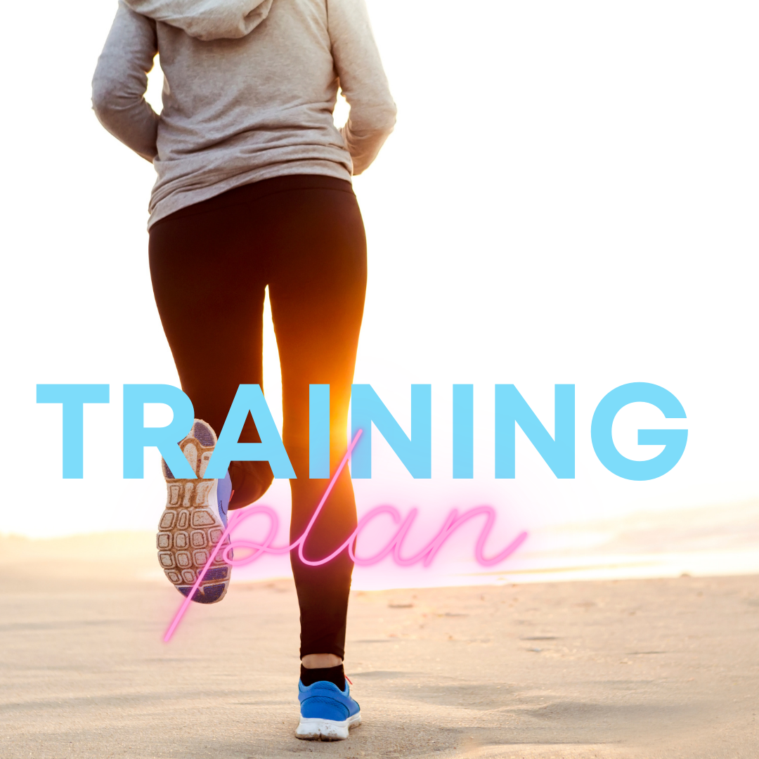 Training plan-Coach Kim- Running