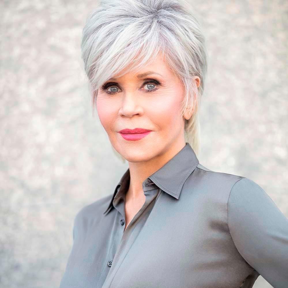Jane Fonda Testimonial for Malin Svensson and Nordic Body