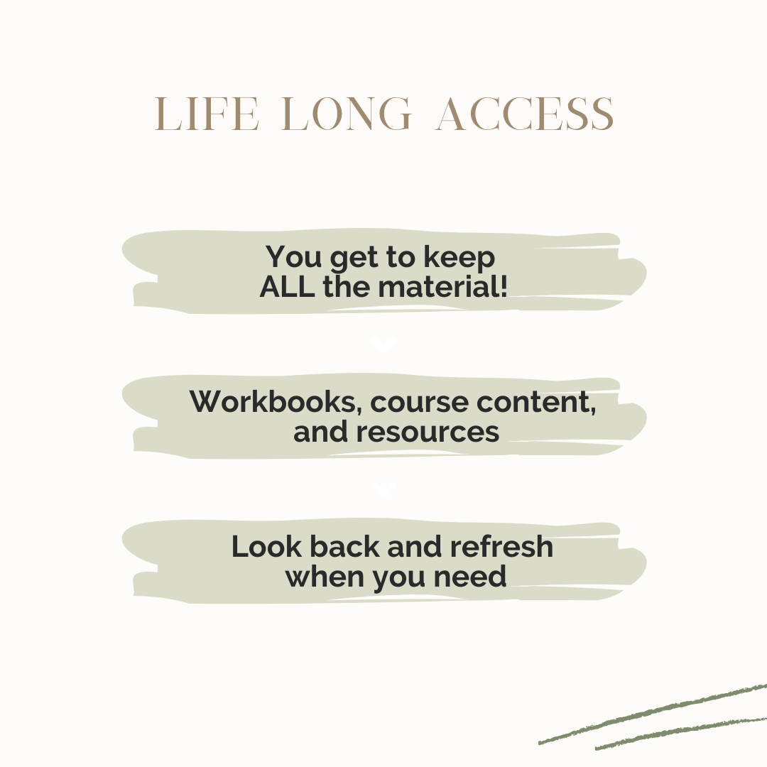 The KB Code wellness program grants lifelong access.