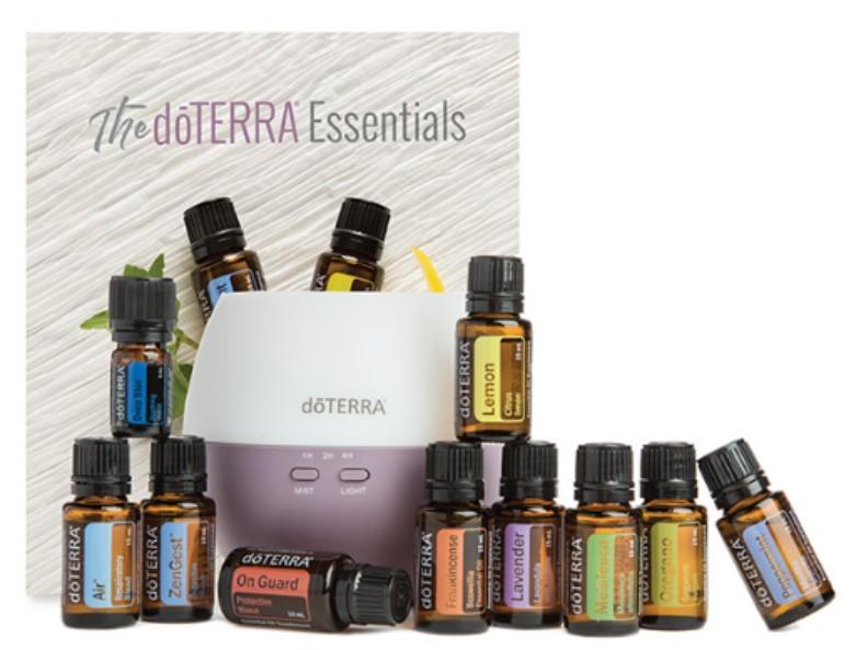doTERRA Home Essentials Kit Europe