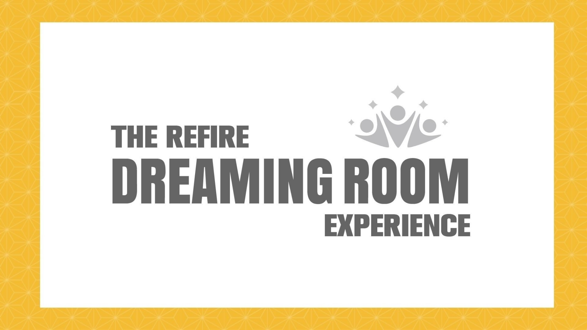 The Refire Dreaming Room Experience