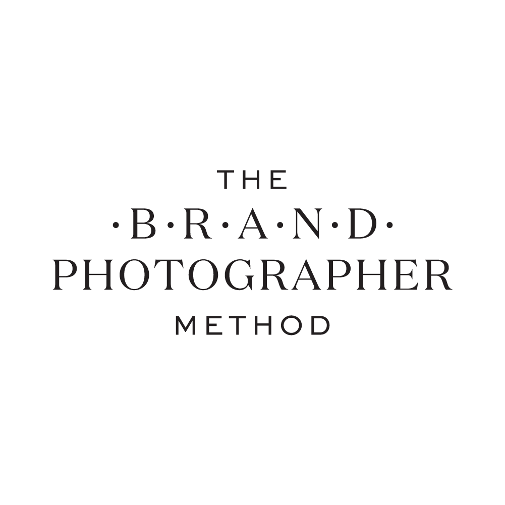 the brand photographer method logo png