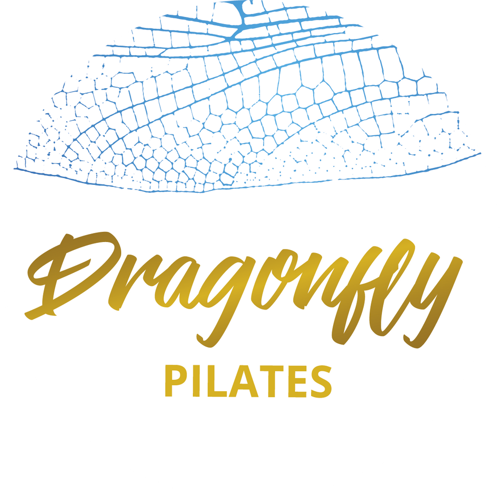 Dragonfly Pilates & Movement Footer Logo