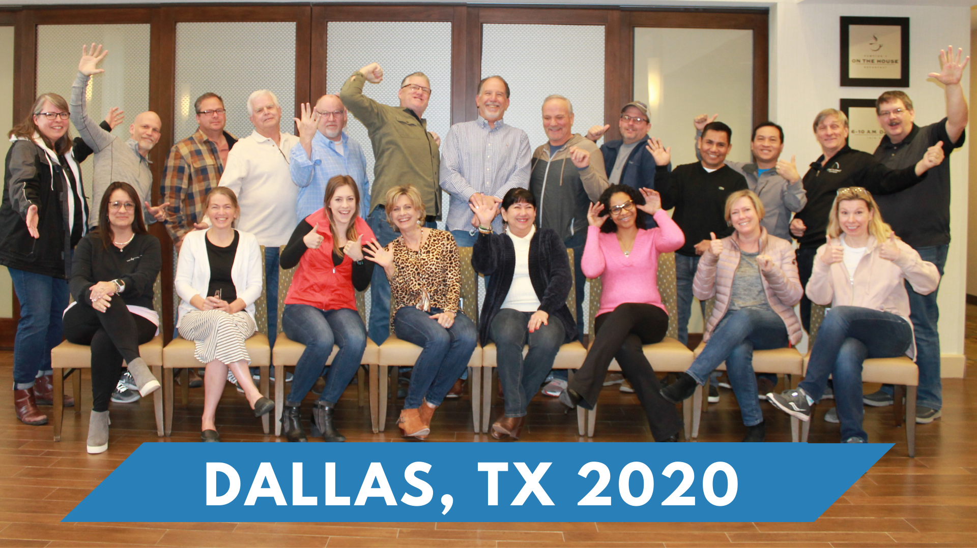 Chief Architect Training by Chief Experts Academy 2020 Dallas Class
