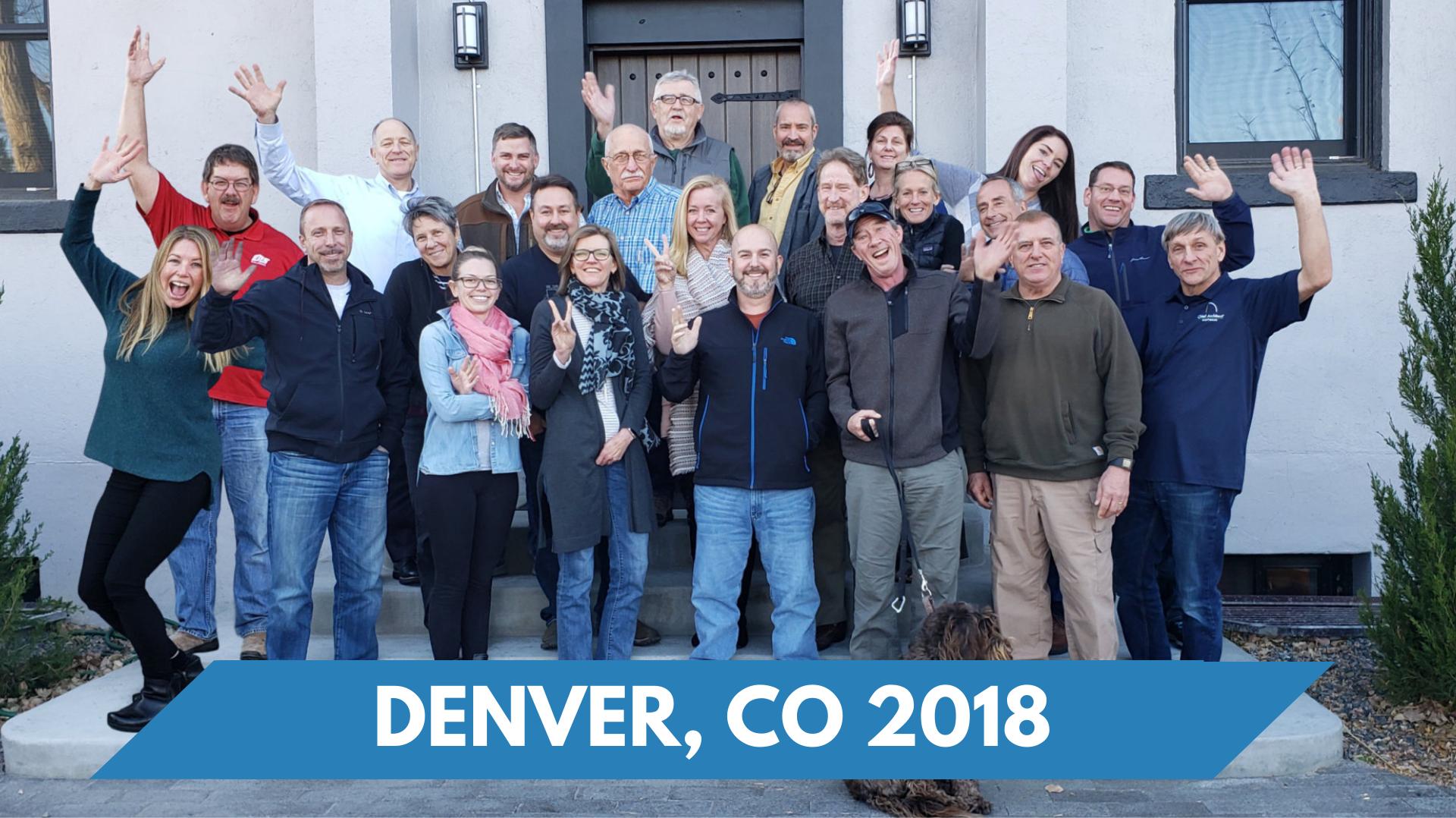Chief Architect Training by Chief Experts Academy 2018 Denver, Colorado