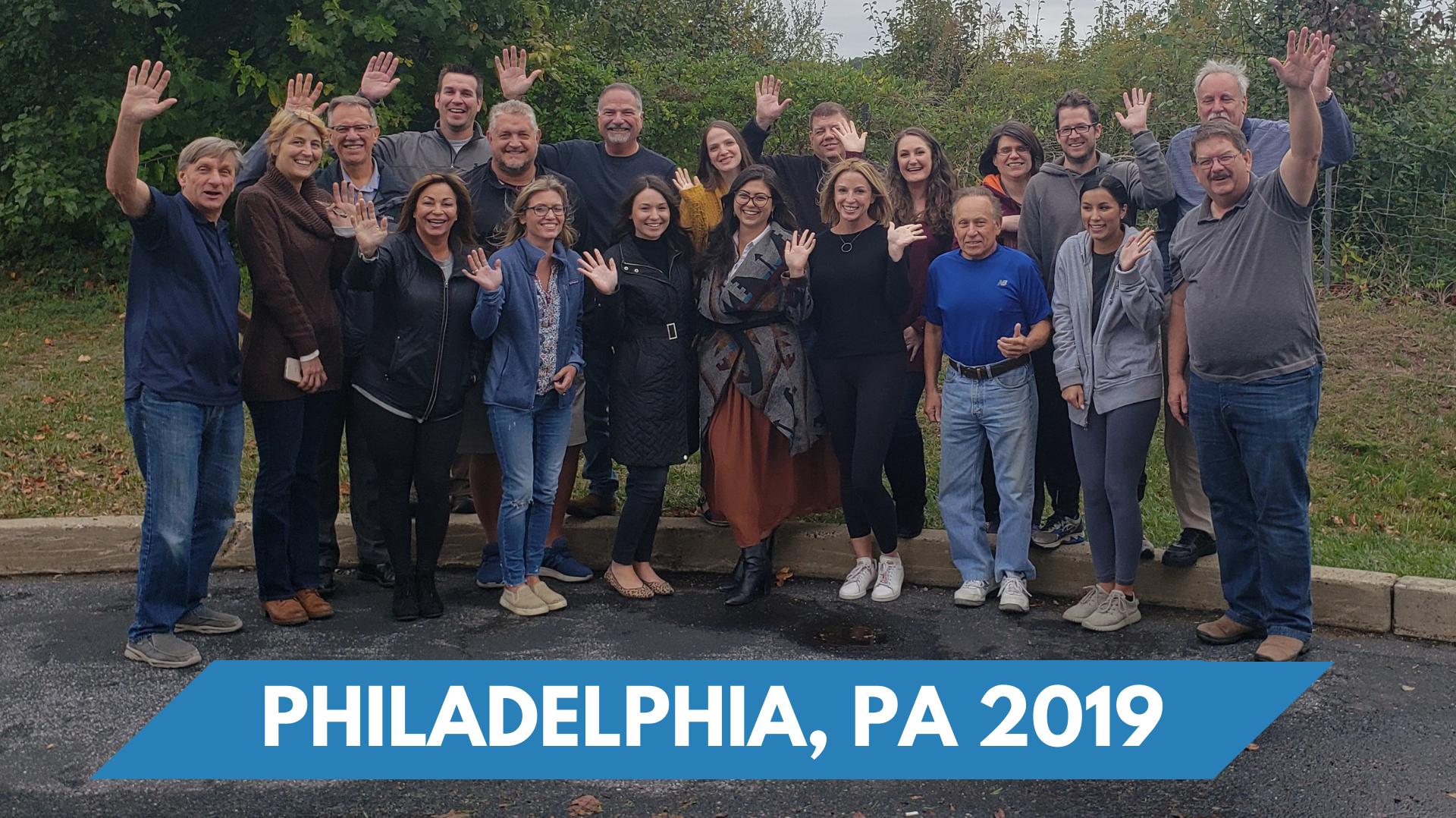 Chief Architect Training by Chief Experts Academy 2019 Philadelphia Training Class