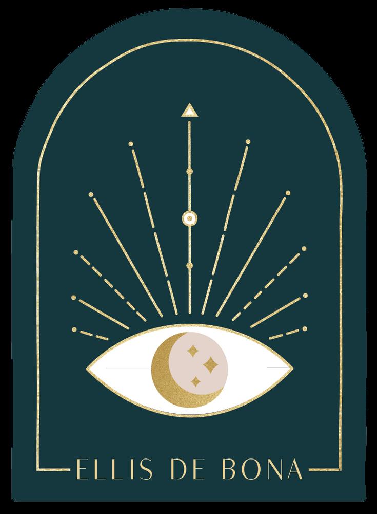 Ellis De Bona Header Logo