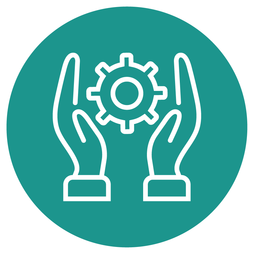 Practical teacher training icon