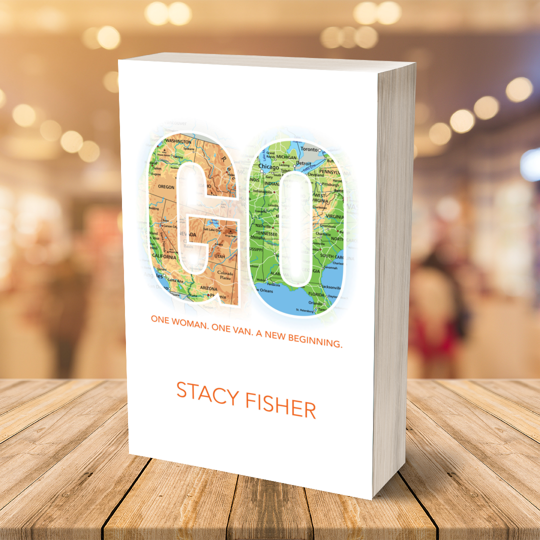 Go: One Woman. One Van. A New Beginning. book cover