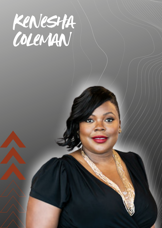 Kenesha Coleman, Coleman Tax, Spa Strong