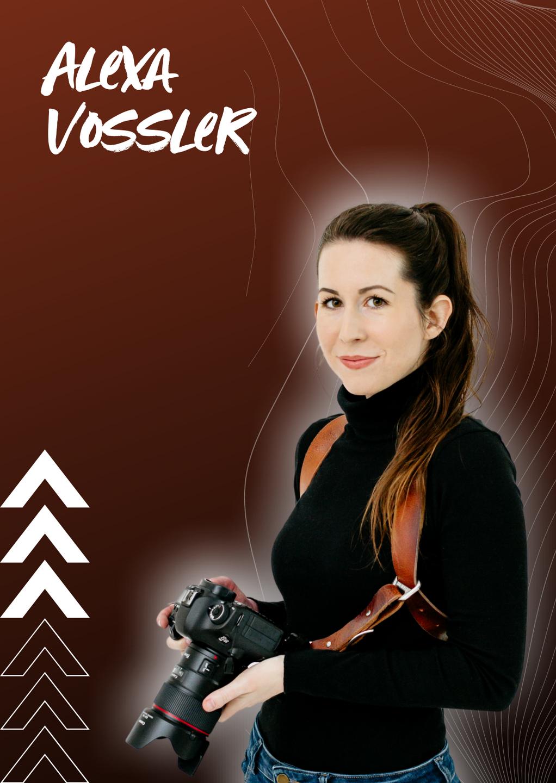 Alexa Vossler, Spa Strong