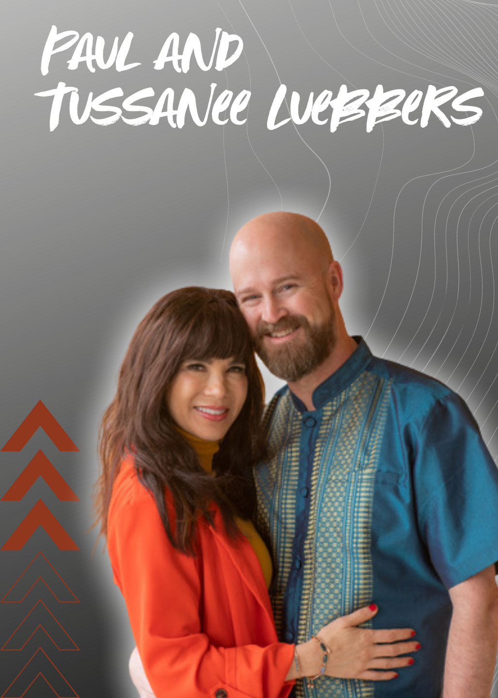 Paul Luebbers, Tussanee Luebbers, Lashcast Podcast, Spa Strong