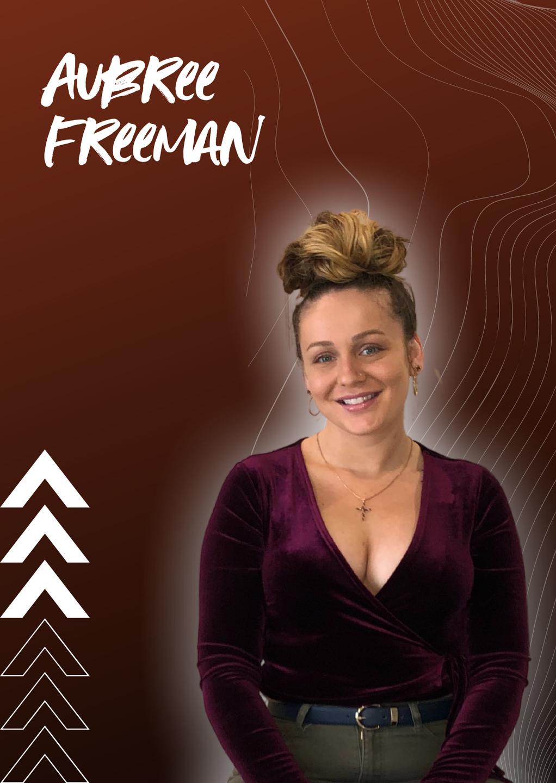Aubree Freeman, The Bonafide Dream, Spa Strong