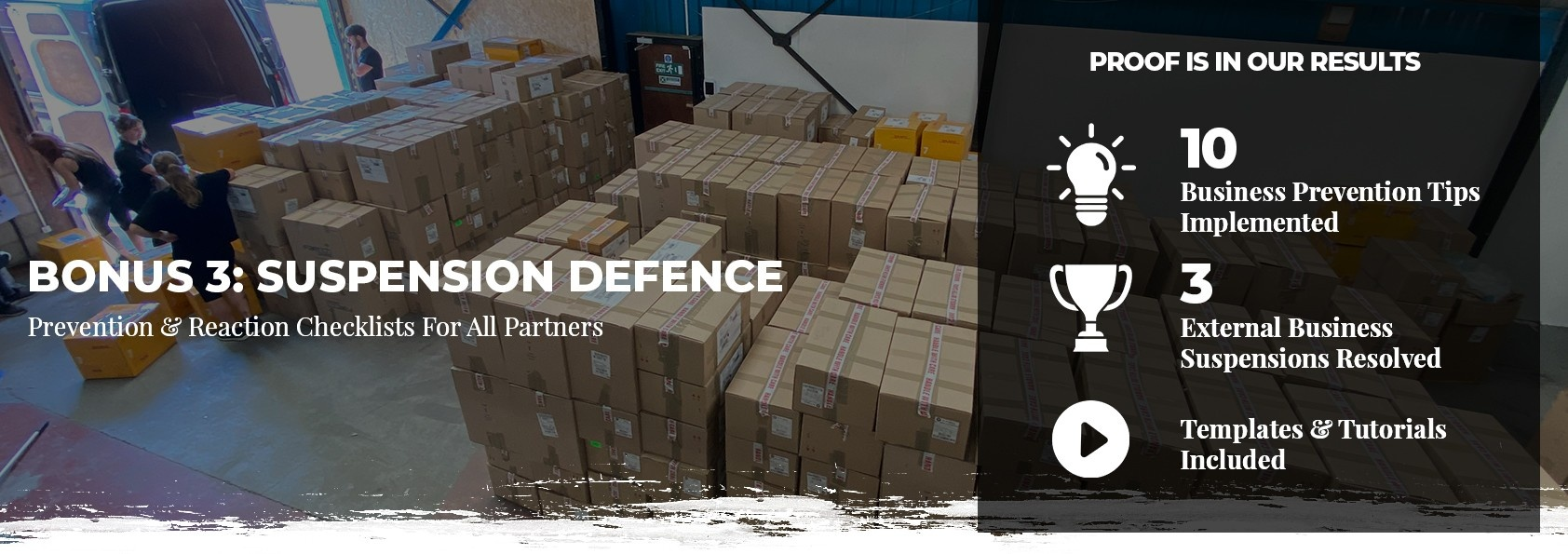 Systemise Fulfilment Security