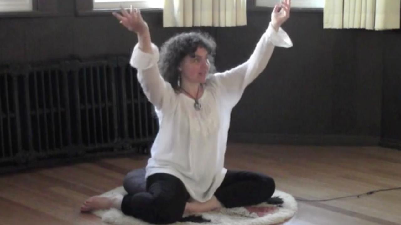 Kundalini yoga home studio