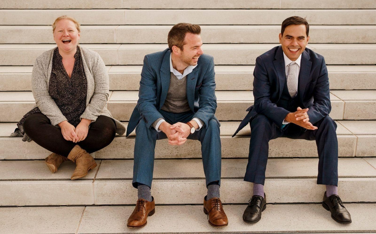 EdPsychEd Team (Dr Jenny Dutton, Dr Richard Skelton, Dr Lee Randall)