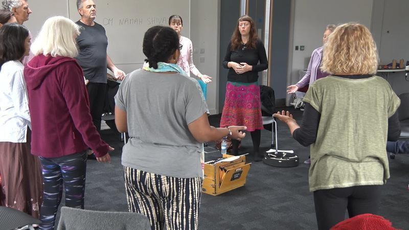 Sound Healing with Voice