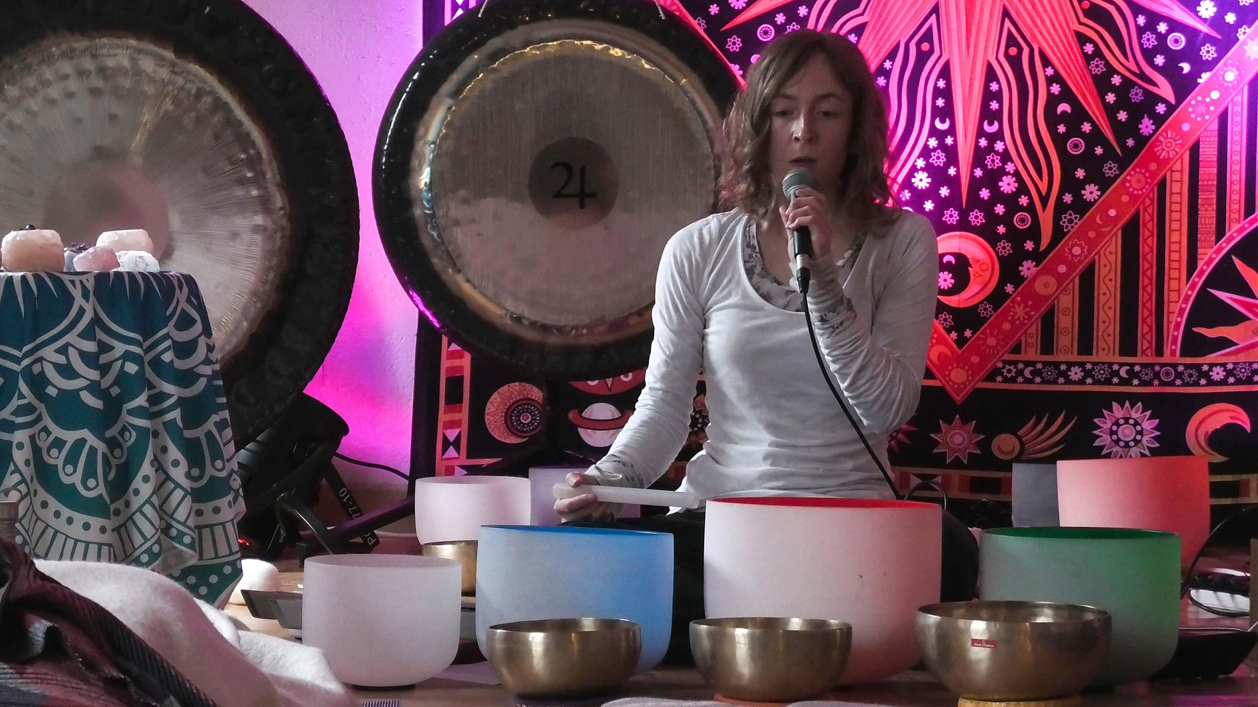 sound healing therapy training