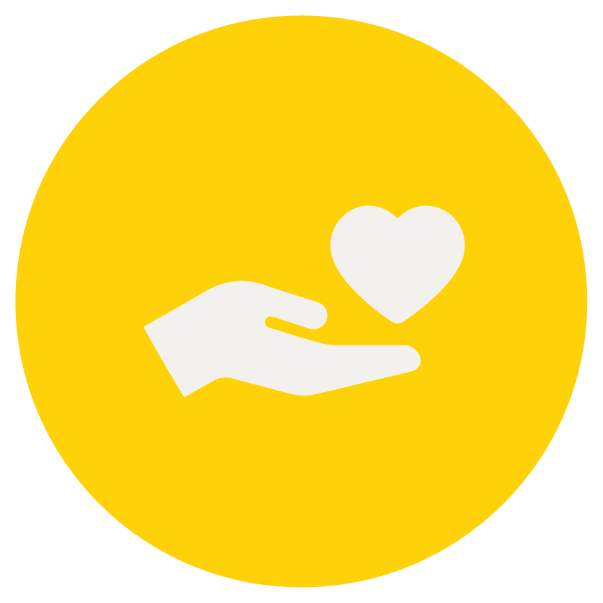 Self-care and giving back to others
