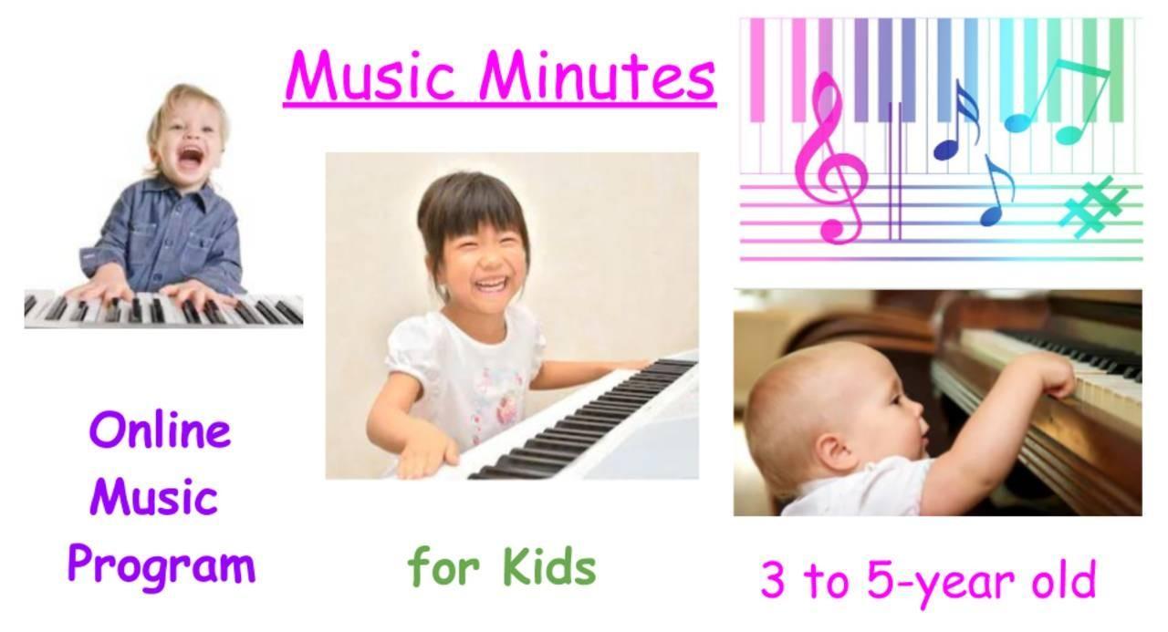 Music program for kids