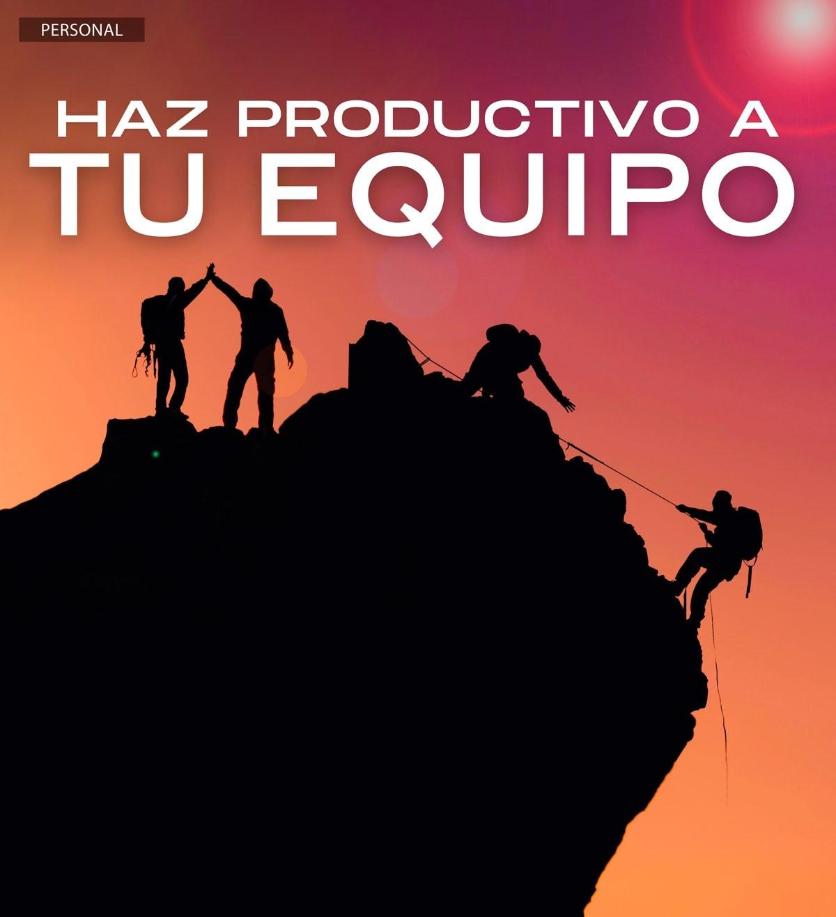 Haz productivo a tu equipo