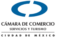 Cámara de comercio CDMX logo