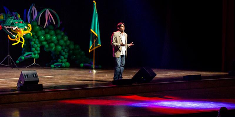 Best Emotional Mastery Keynote Speaker