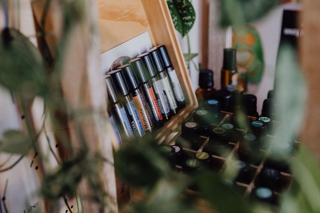 Angela Chambers doTERRA oils