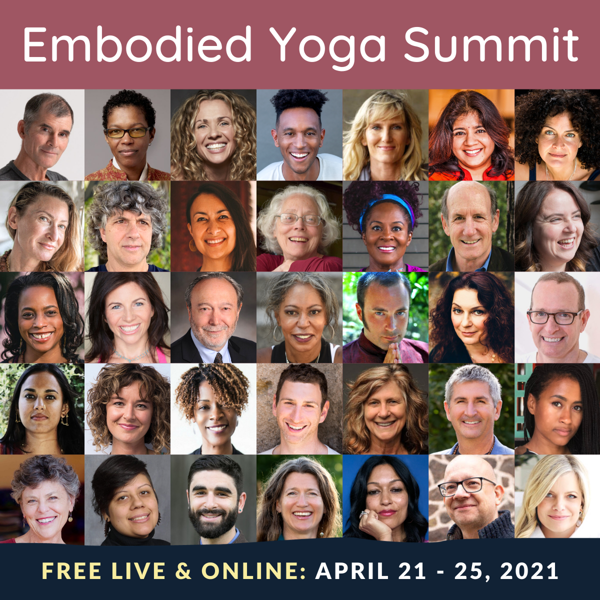 Embodied Yoga Summit