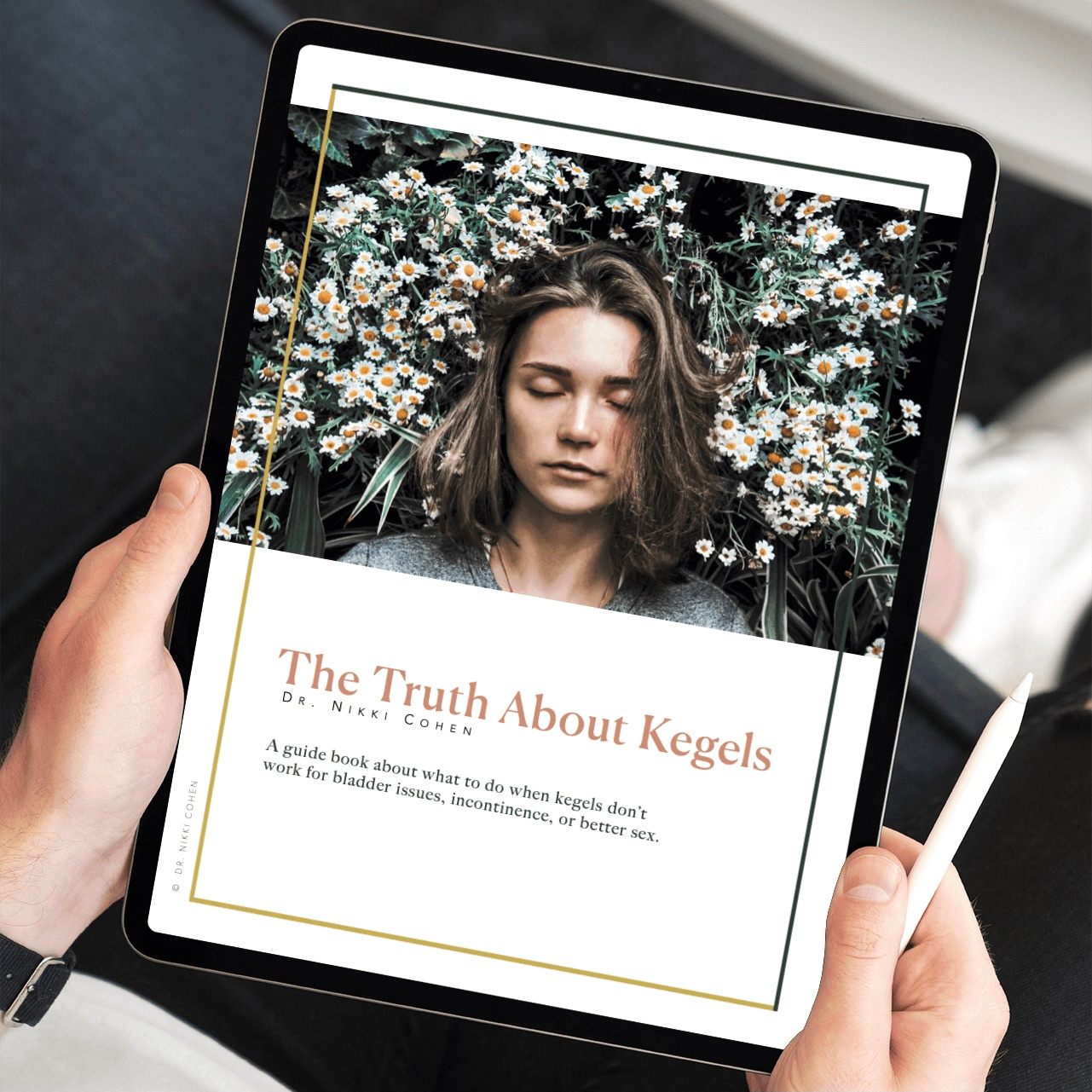 Photo of The Truth About Kegels Guidebook