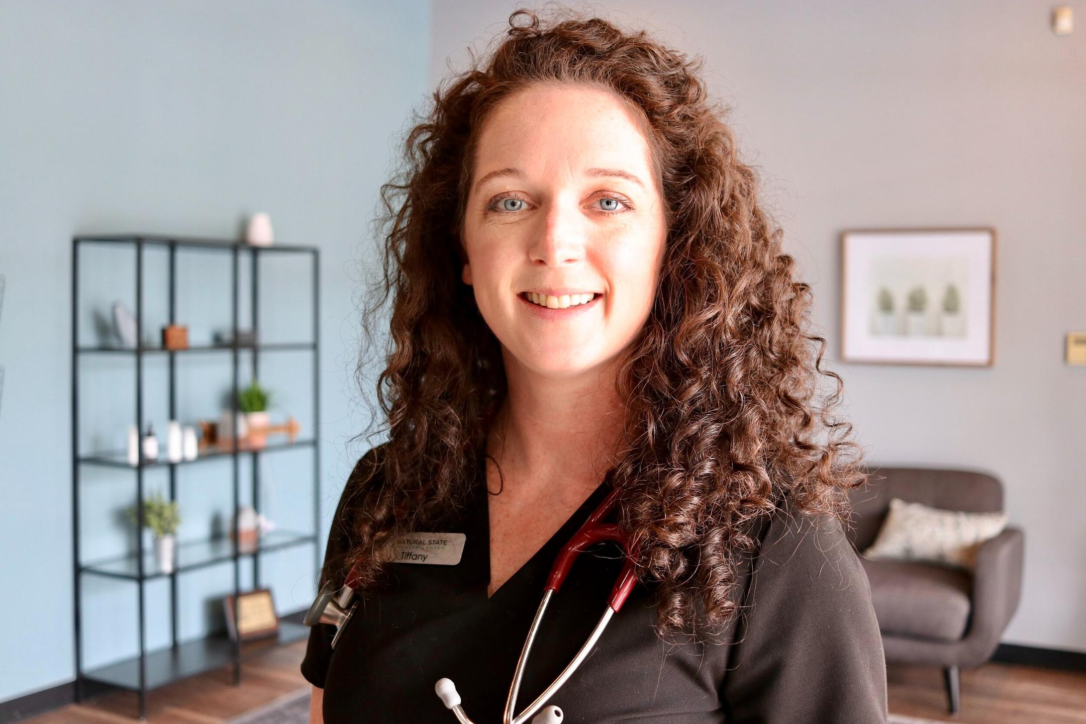 Tiffany Lack, Nurse Practitioner for Regenerative Medicine Little Rock