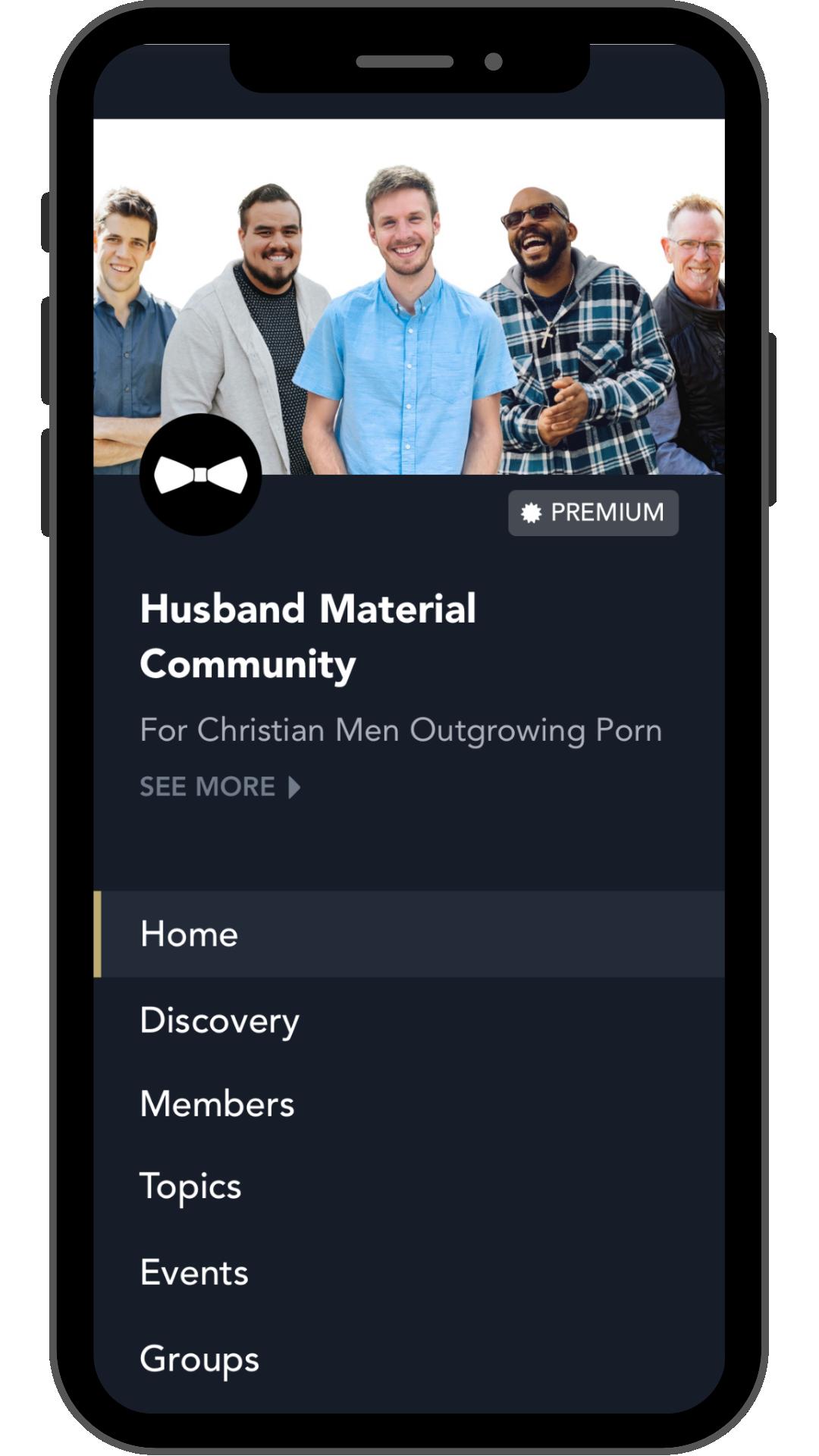 Husband Material Community
