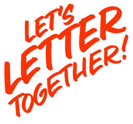 Let's Letter Together!