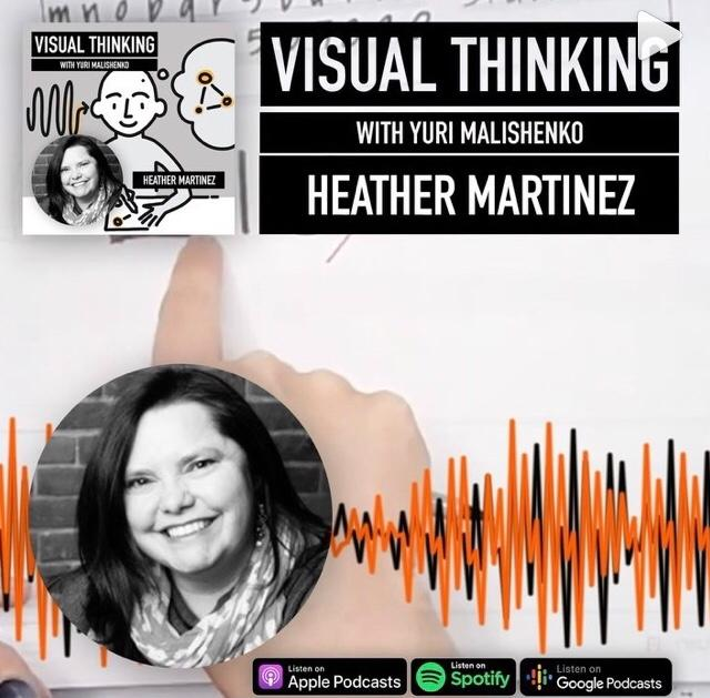 Heather Martinez Guest in podcast