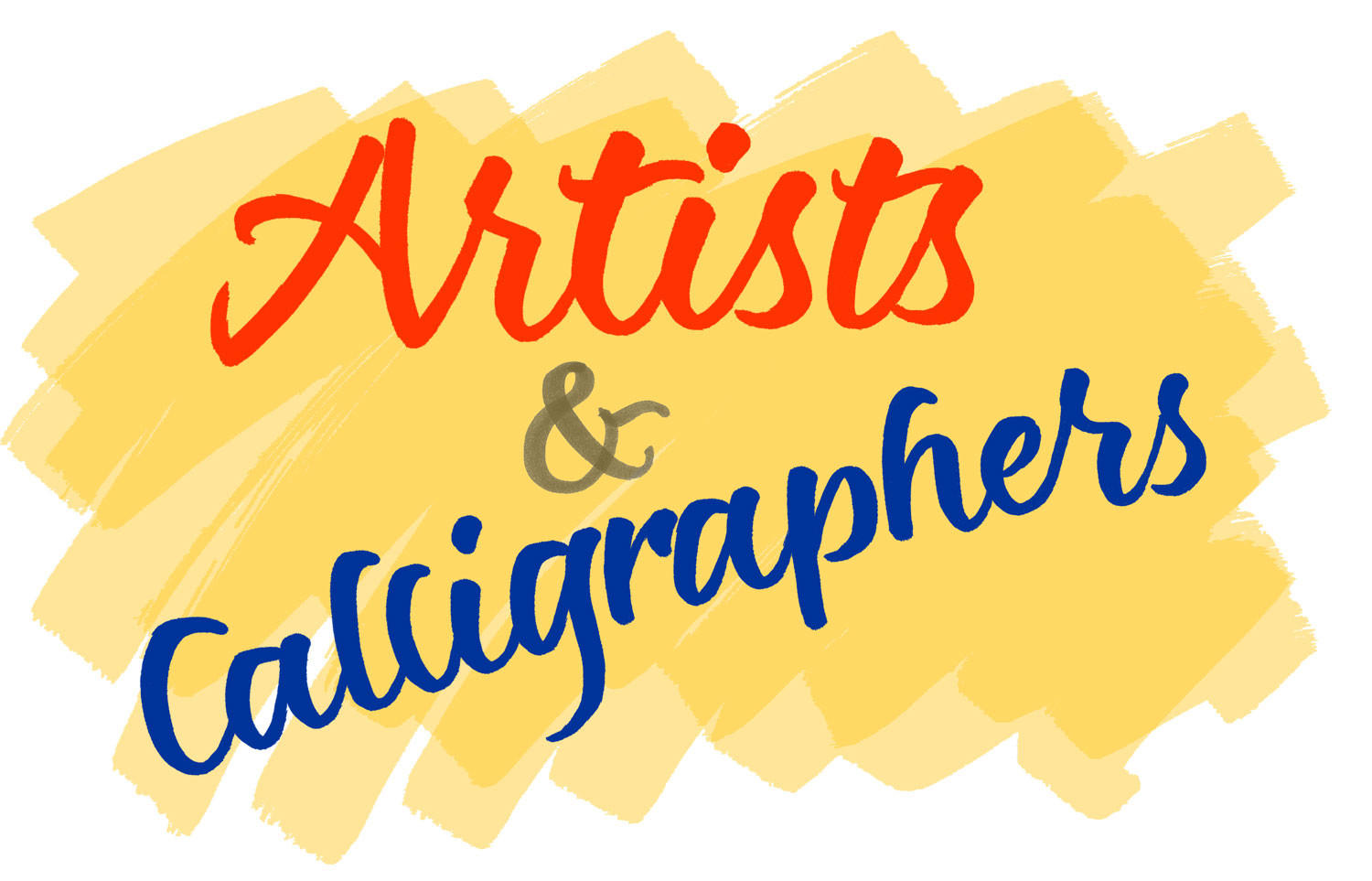 Artists and Calligraphers
