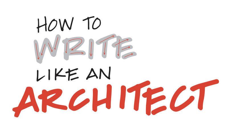 Write like an Architect