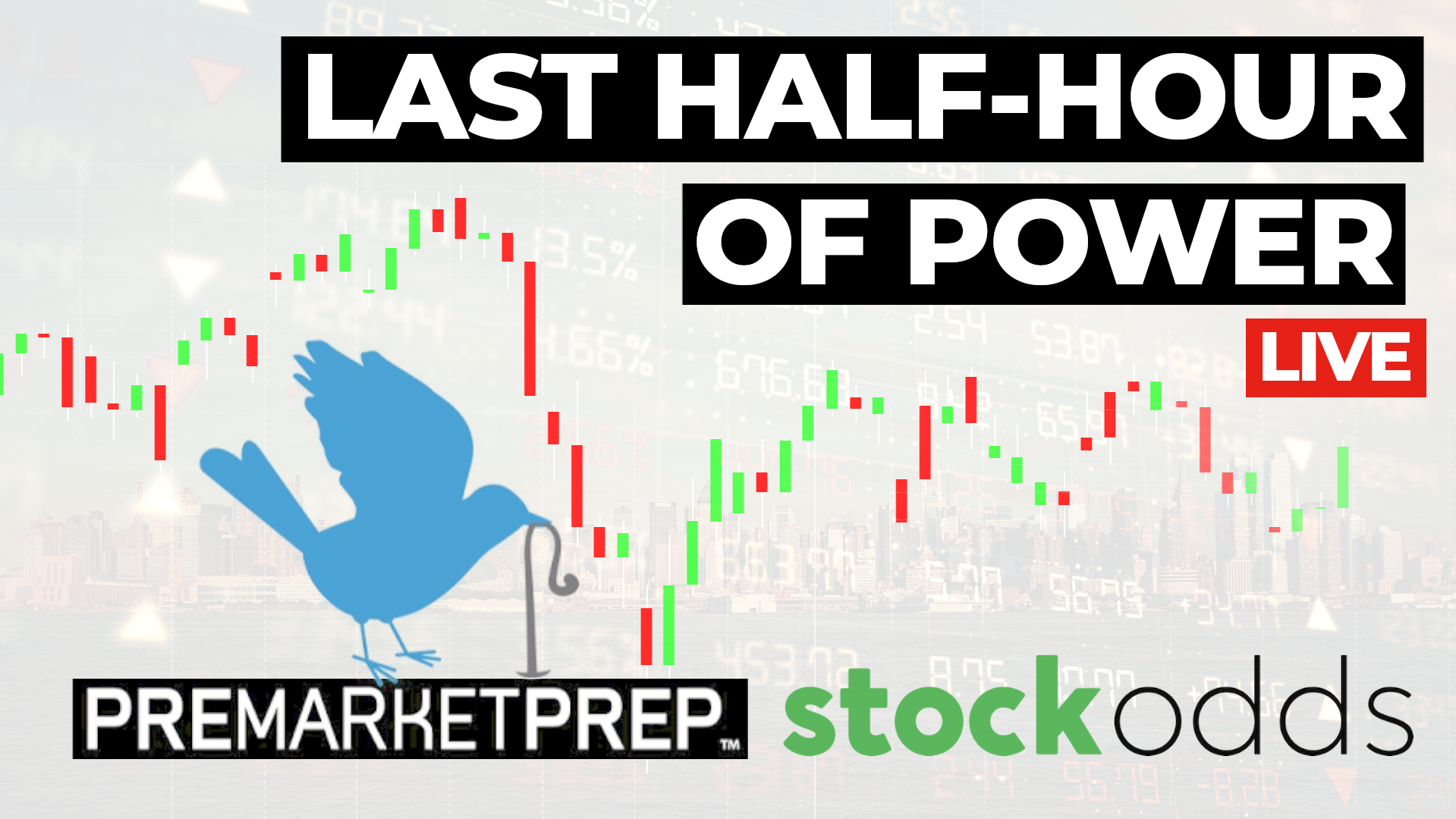 Last Half-Hour of Power with StockOdds