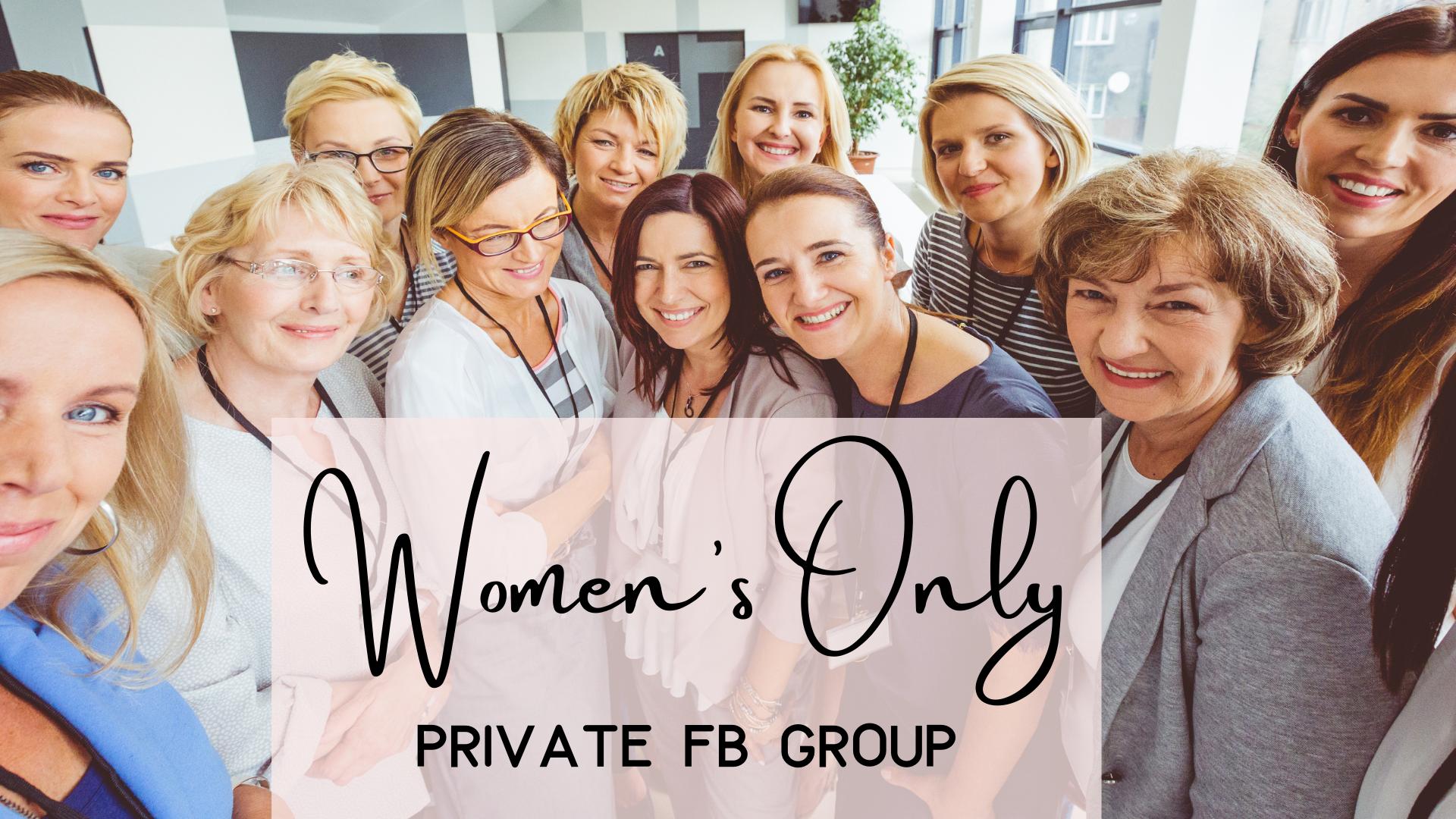 Women's Brain Health FB Group